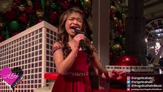 Where Are You Christmas - Angelica Hale | 2018 Chicago Macy's Great Tree Lighting