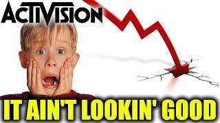 Activision Stocks PLUMMET Due To Bungie Split