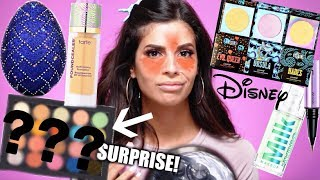 NEW OVER HYPED MAKEUP.. whats the tea? + A BIG SURPRISE!