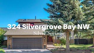 SOLD: MLS: C4195301 -  324 Silvergrove Bay NW - Calgary - Community: Silver Springs