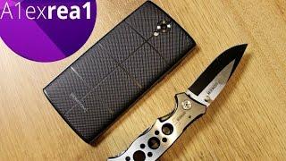 Homtom HT7 отличный дешевый смартфон за 55 баксов, первый взгляд.
