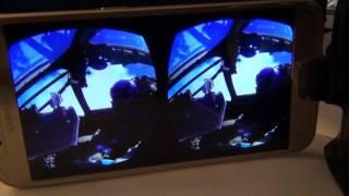 WelcAR - программа для воспроизведения видео 360 Samsung Gear VR