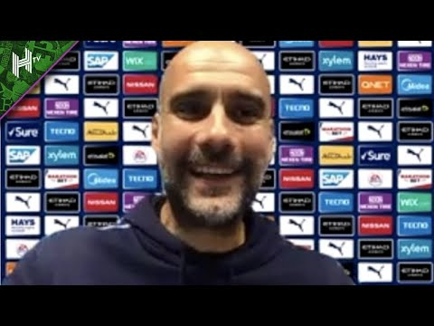 Everybody is going to miss David Silva | Man City 2-1 Bournemouth | Pep Guardiola | press conference