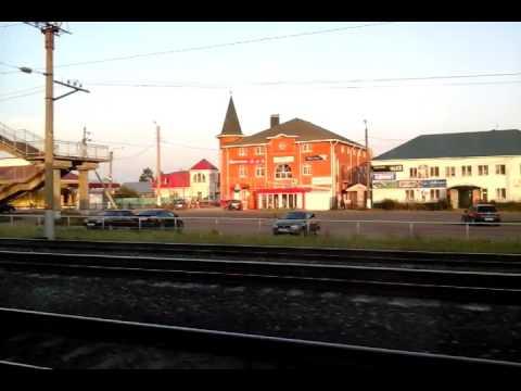 Станция Урмары | Из окна \