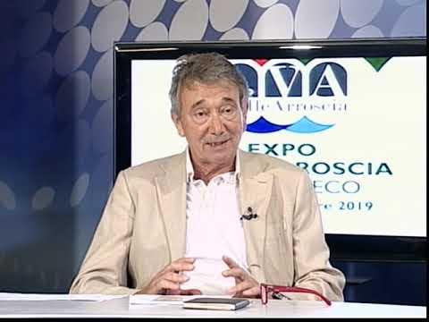 MICROFONO APERTO PRESENTAZIONE EXPO VALLE ARROSCIA 6-7-8 SETTEMBRE
