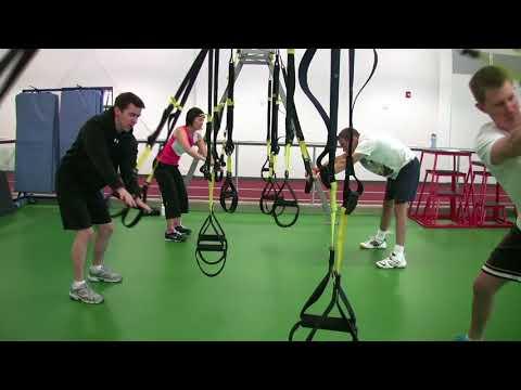 TRX Suspension Class - YouTube