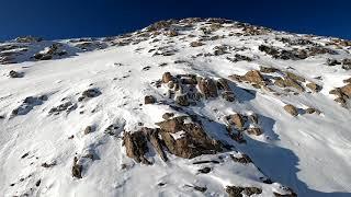 Snowy Slopes FPV
