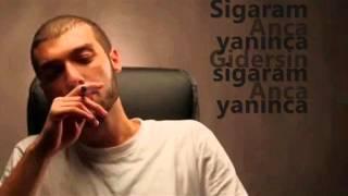 Sansar Salvo - Sigara Yanınca (Sözleriyle)