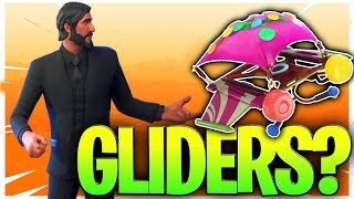 Glider Redeploy REMOVED!  Is This Good Or Bad?  (My Thoughts On The  Redeployable Glider Removal)
