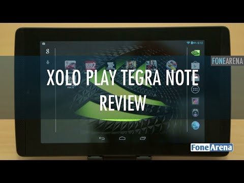 OverClock your CPU to 2 1Ghz on the Nvidia Tegra Note 7 with a