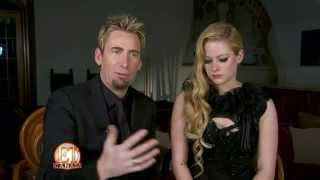 ET Canada On The Set Of Avril Lavigne Let Me Go Music Video
