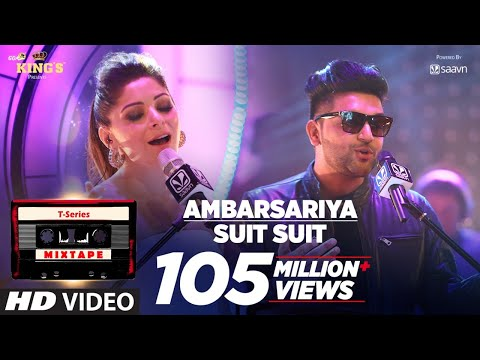 Download Ambarsariya/Suit Song | T-Series Mixtape | Kanika Kapoor, Guru Randhawa | Bhushan Kumar HD Video