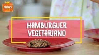 Hambúrgueres saudáveis são de Cogumelo Paris