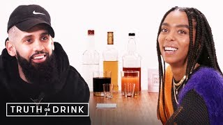 Blind Date with Dan Rue & Briana King | Truth or Drink | Cut