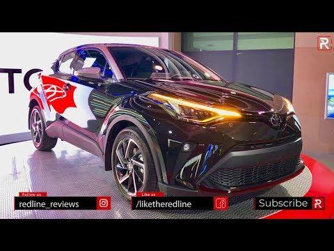 2020 Toyota C-HR – Redline: First Look