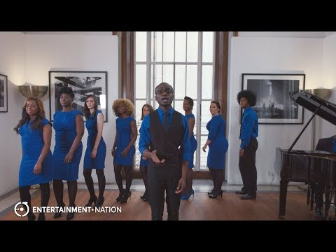 Gospel Nation Choir - All Of Me