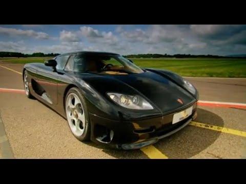 Koenigsegg Review | Top Gear | BBC