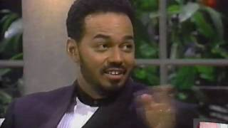James Ingram Interview | The Byron Allen Show | 09-24-1989