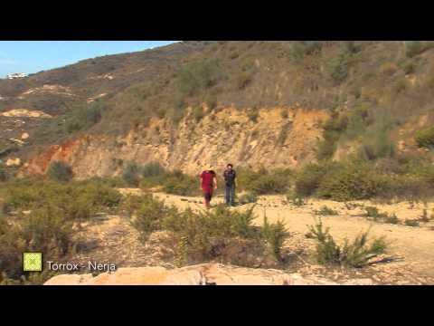 Der Große Wanderweg Málagas. Etappe 4: Torrox - Nerja (Deutsch)