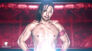 "WWE: Shinsuke Nakamura Theme ""The Rising Sun"" (HQ + Arena Effects)"