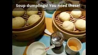 preview picture of video 'Review: #1 choice - Ding Tai Fung Chinese Dumpling Restaurant in Beijing, China near Yu Yang Hotel'