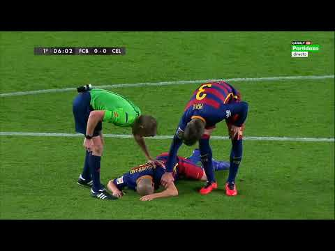 Fc Barcelona 6 Celta 1