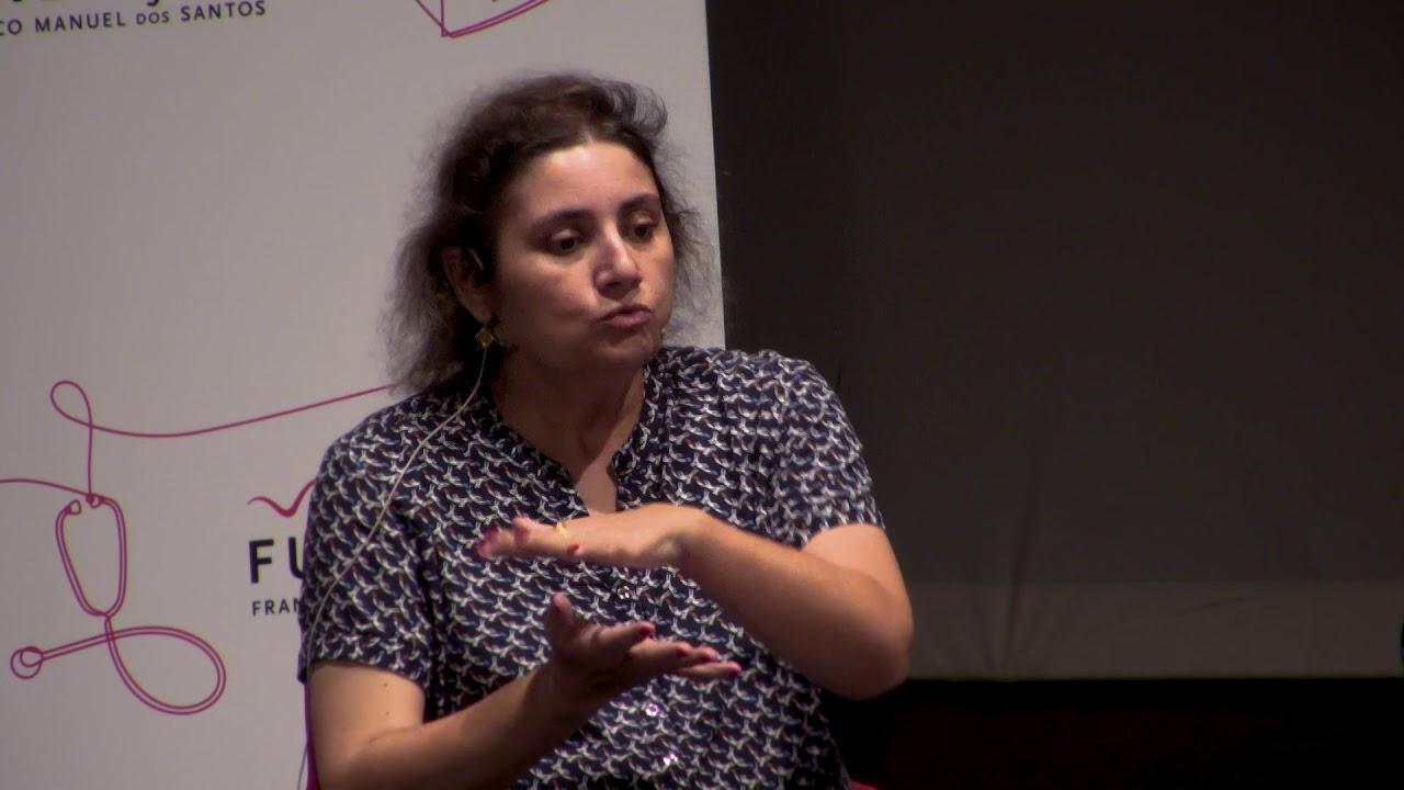 Intervenção de Ana Almeida