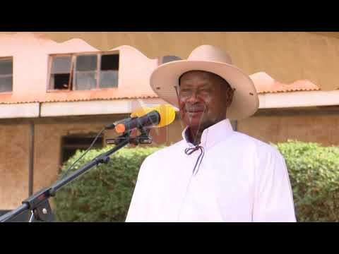 Museveni urges Ugandans to take advantage of new infrastructure