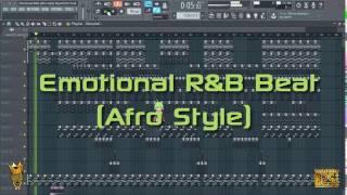 Emotional RnB Beat (Afro Style) Boy2shirtz Prod
