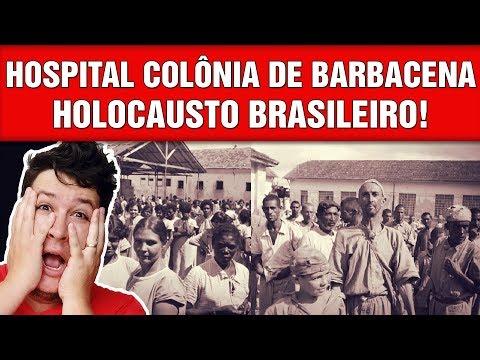 ESPECIAL: Hospital Colônia de Barbacena-MG! Tragédia Brasileira...