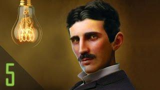 Никола Тесла. Тайны из Жизни - FENOMEN