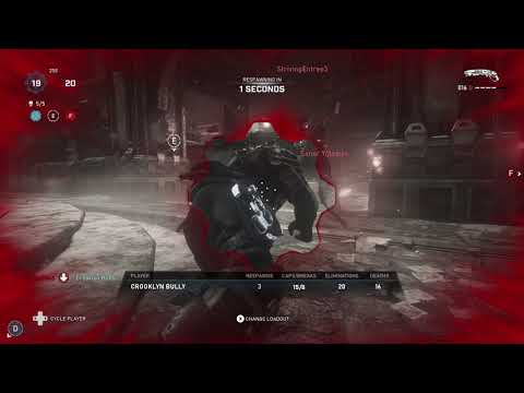 This is why I hate ranked in Gears 5... (Pro Player Gameplay)