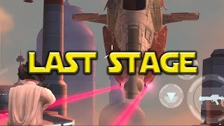 Star Wars: Rivals - Last Stage AT-ST & Slave One Boss Battle