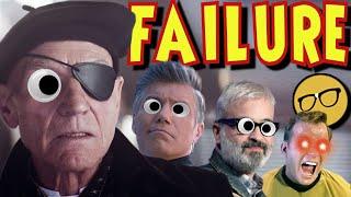 Star Trek Admits FAILURE after DESTRUCTION of Picard | Strange New Worlds Course Correction