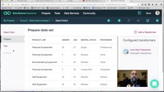 Focus 5 - Data Science and WML