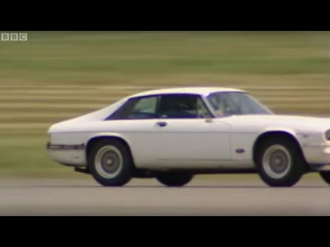 Boosting The Jaguar XJS with Nitrous Oxide | Top Gear