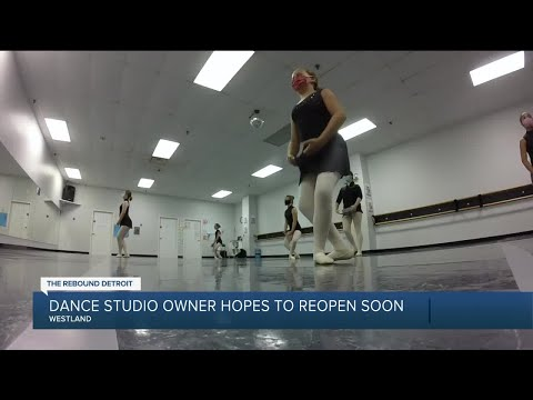 Westland dance studio struggling to stay open amid COVID-19 pandemic