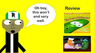 """NTC Jr: (VeggieTales """"The End Of Silliness"""") EPISODE"""