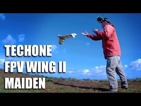 techone-fpv-wing-11-maiden