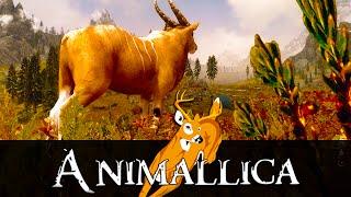 Skyrim Mod: Animallica - Skyrim Wildlife Overhaul