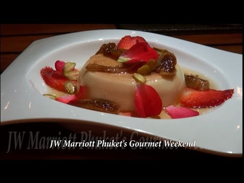 JW Marriott Phuket's Gourmet Weekend