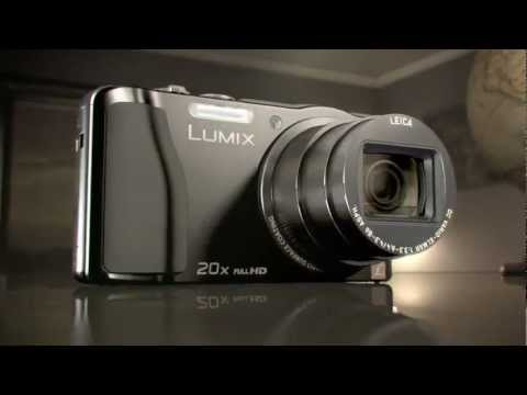 Panasonic Lumix TZ30 - Features Video
