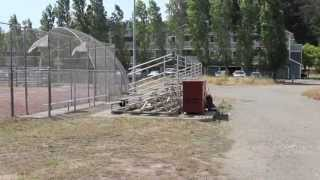 Would You Play Baseball Here?