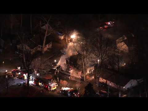 Sheriff Deputy's 2 Boys Die in Pa. House Fire