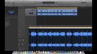 Change Tempo Without Affecting Pitch In LOGIC PRO X
