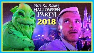 Disney Villains Invade Mickey's Not So Scary Halloween Party 2018 At Magic Kingdom