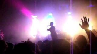 Anthony Green - Cant Have It All At Once Live 2/11/12