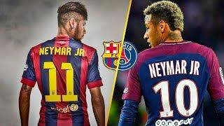 Barcelona'daki Neymar vs Paris'teki Neymar - Hangi Neymar Daha İyi ?