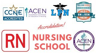 The Importance of Nursing Accreditation & Is your school Accredited ?