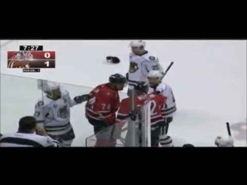 Zach Sill vs. Greg McKegg